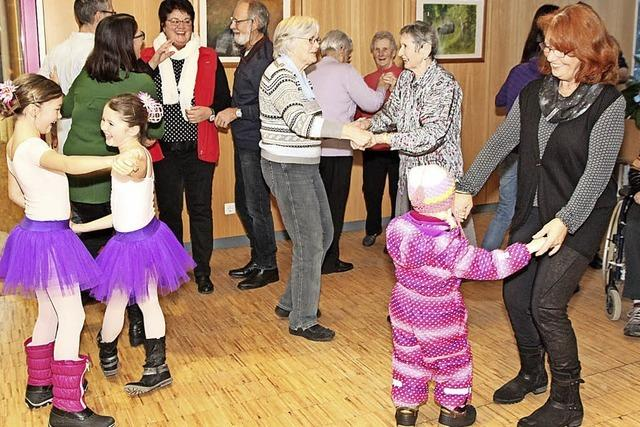 Tanzvergnügen kommt an