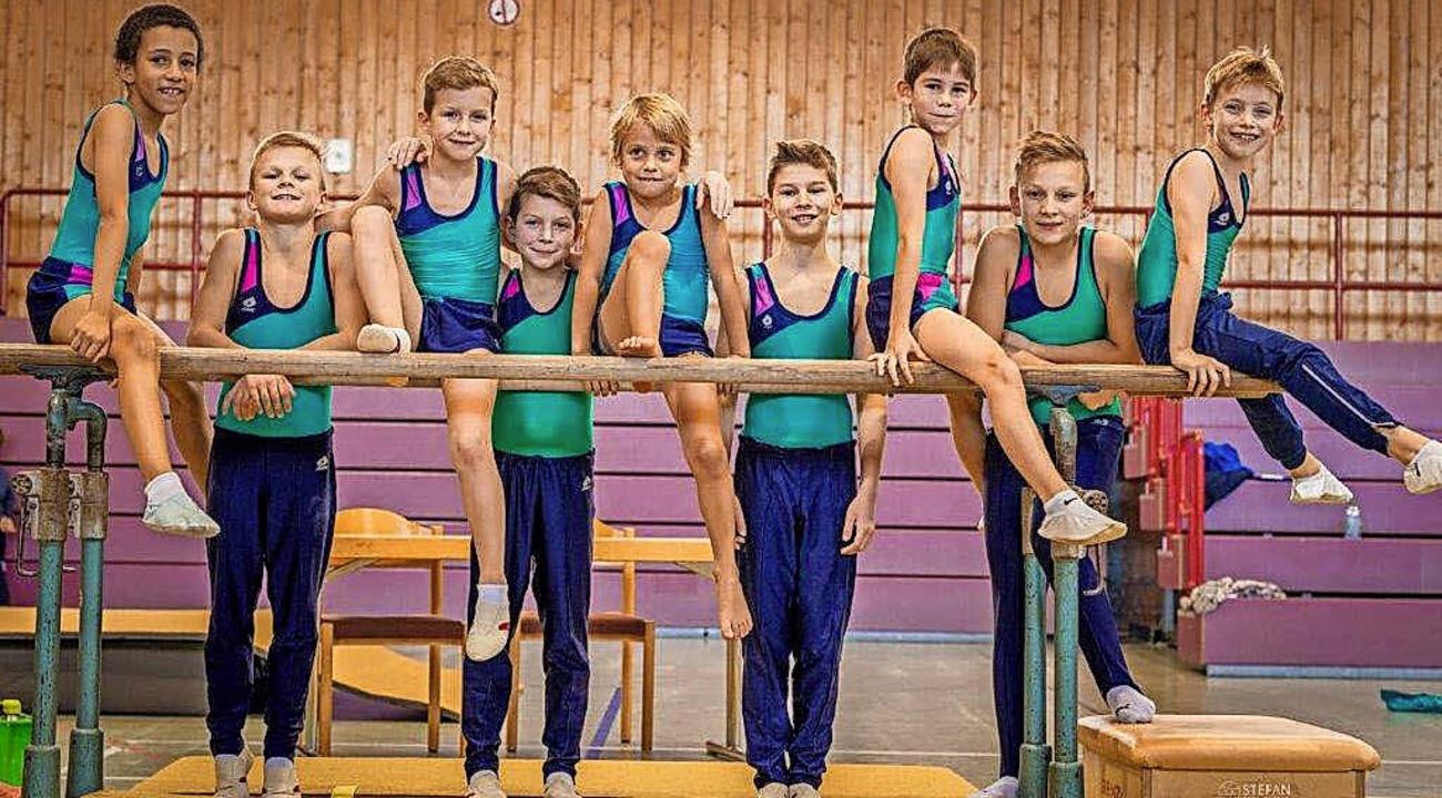 <BZ-FotoAnlauf>Rosenburgschule:</BZ-Fo...nd trainiert für Olympia&#8220; aktiv.  | Foto: Privat