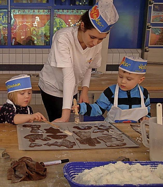 <BZ-FotoAnlauf>Bäckerei Heitzmann:</BZ...ckten zum Weihnachtsmarkt nach Biengen    Foto: Gottfried Blansche