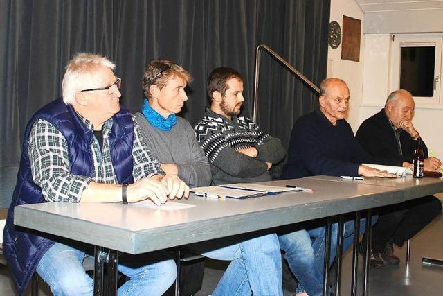Bürger im Wiesental machen mobil gegen Windkraft