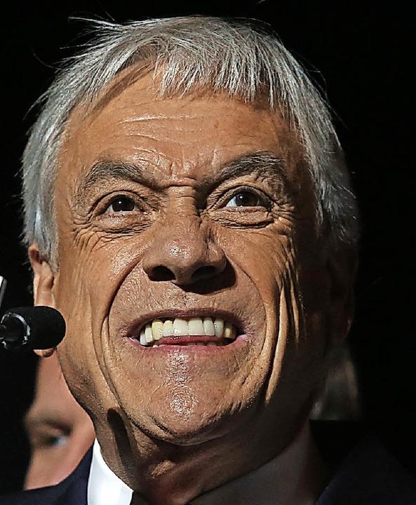 Sebastián Piñera   | Foto: AFP