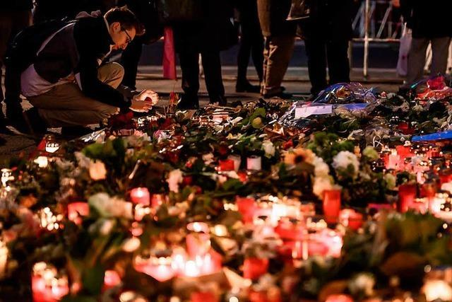 Ein Jahr nach dem Anschlag in Berlin – Merkel trifft Hinterbliebene