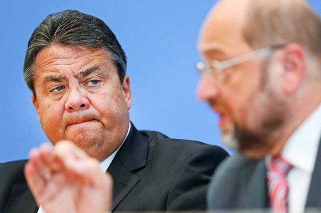 SPD reagiert irritiert auf Gabriels Artikel zur Kurskorrektur
