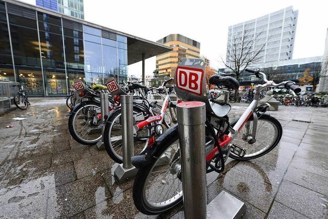 Freiburg soll ein Leihradsystem bekommen – 400 Räder an 55 Stationen