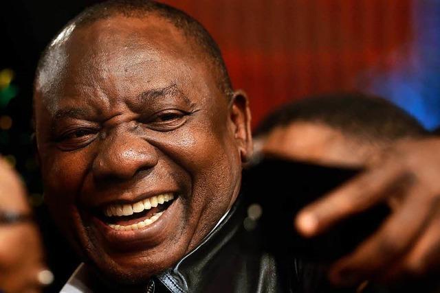 Cyril Ramaphosa: Der neue Hoffnungsträger Südafrikas