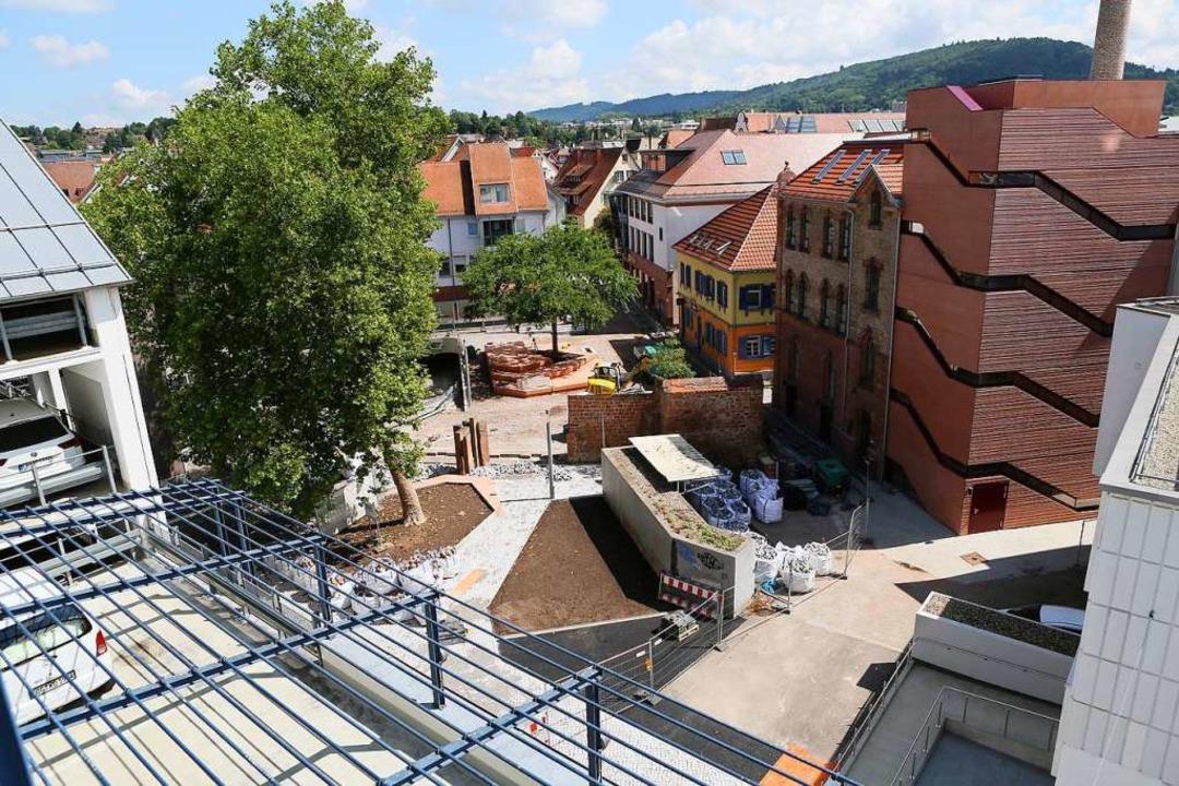 Für die Nördliche Altstadt inklusive Museum sind 1,3 Millionen Euro vorgesehen.    Foto: Christoph Breithaupt
