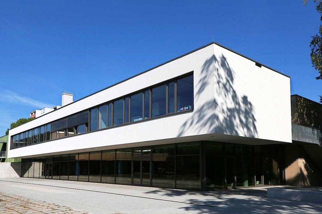 800000 Euro werden in die Otto-Hahn-Realschule investiert.    Foto: Christoph Breithaupt