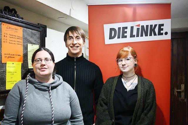 Linke gründet neuen Ortsverband Weil-Kandern