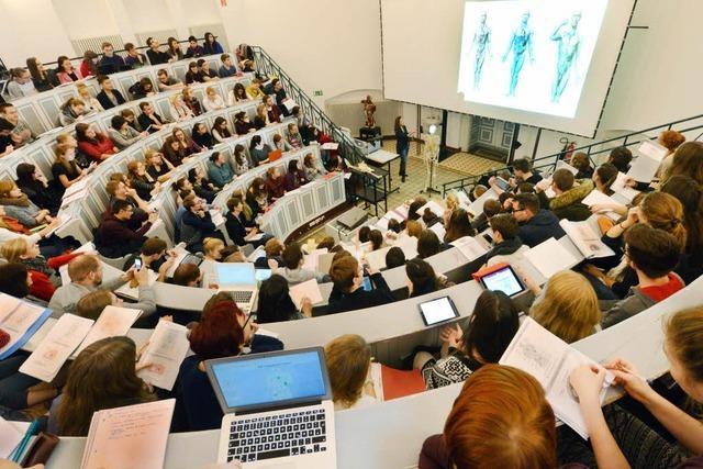 Studienplatzvergabe in Medizin ist zum Teil verfassungswidrig