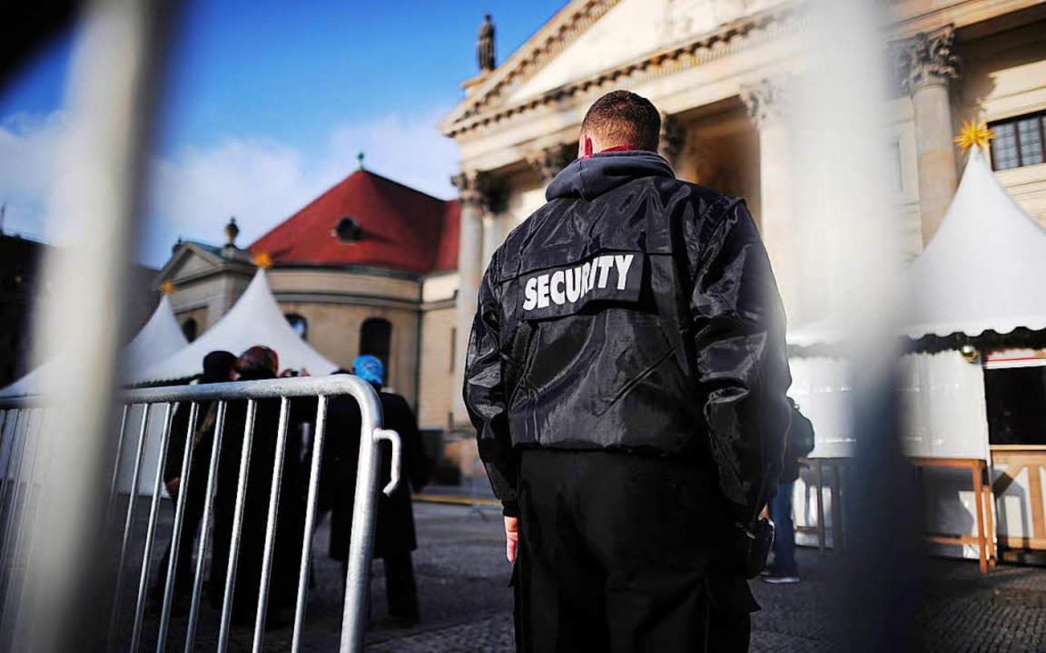 Ein Angestellter eines Sicherheitsdienstes wurde in Littenweiler bestohlen.    Foto: Symbolbild: dpa