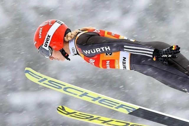 Schwarzwälder Skispringerin Svenja Würth erleidet Kreuzbandriss