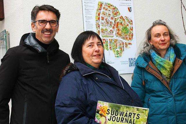 Historischer Schopfheimer Stadtplan ist digital abrufbar