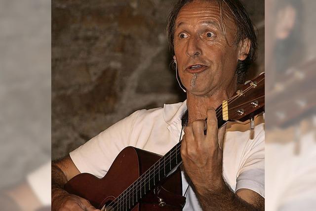 Jörg Kräuter mit