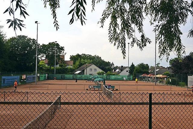 Tennis-Club Rot-Weiß ist im Aufwind