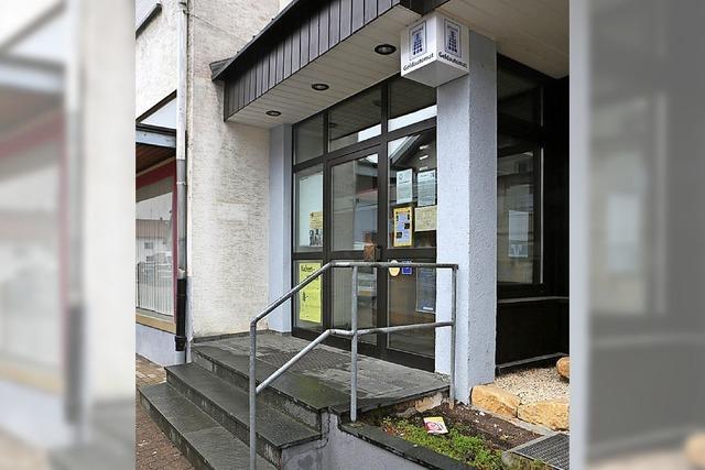 Volksbank zieht Bankautomaten ab