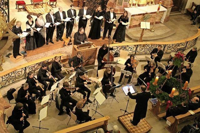 Weihnachten im Zeichen von Bach