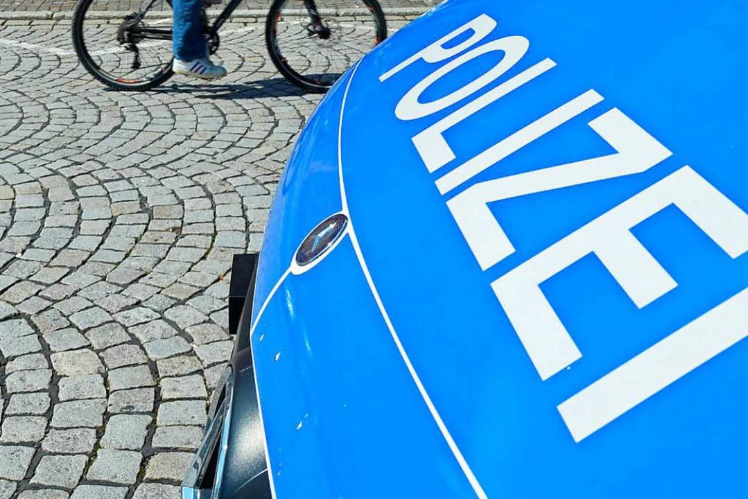 Die Polizei ermittelt.  | Foto: Helmut Seller