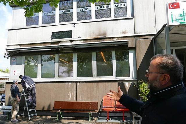 Anklage nach Anschlag auf Moschee in Weil am Rhein
