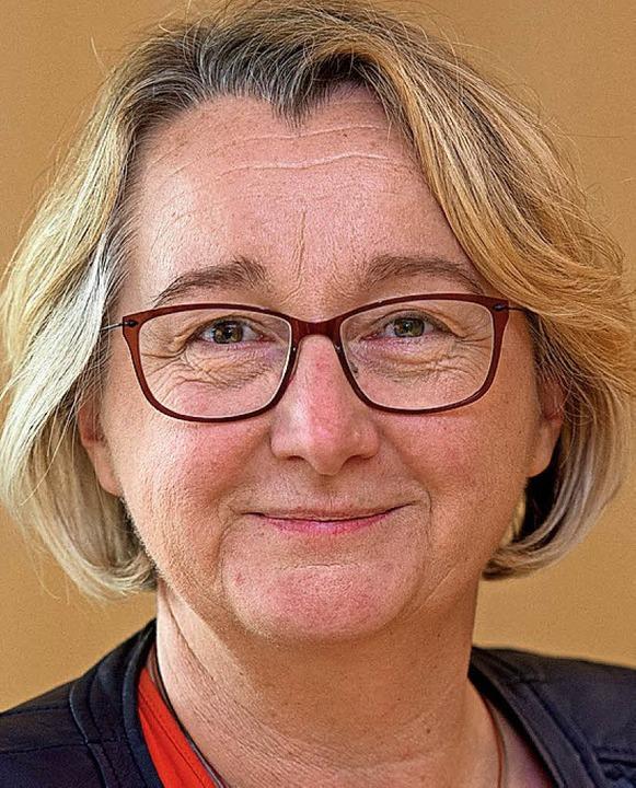 Landeswissenschaftsministerin Theresia Bauer    Foto: dpa