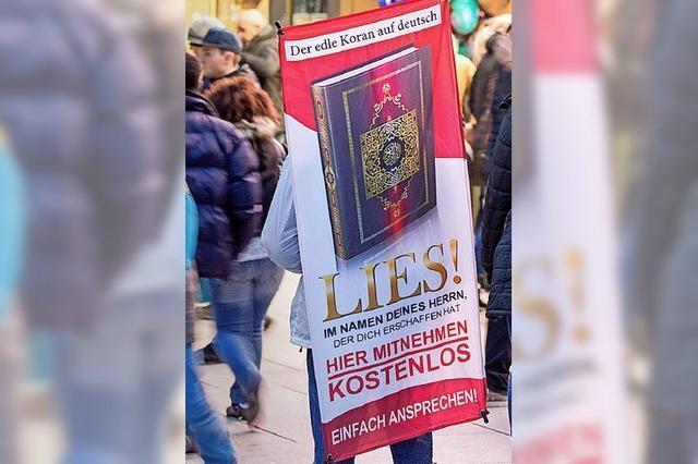Koran-Kampagne von Salafisten bleibt verboten