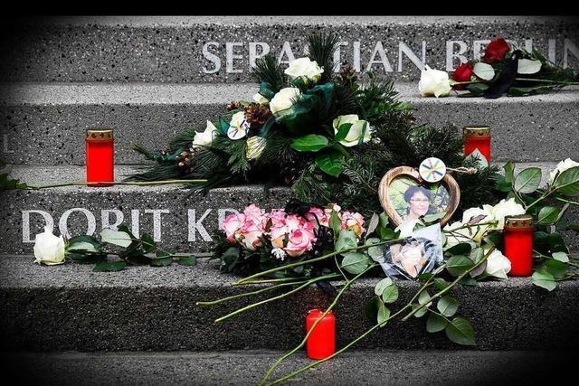 Gedenken zum Jahrestag des Berliner Terroranschlags