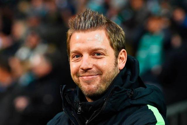 Trainer Kohfeldt soll Bremen ins Viertelfinale führen