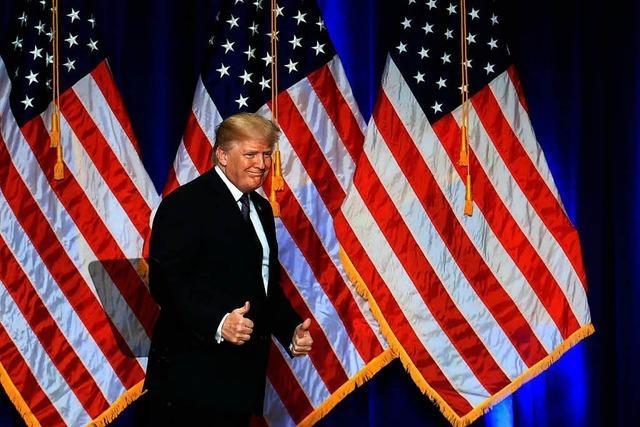 US-Senat stimmt für Trumps Steuerreform