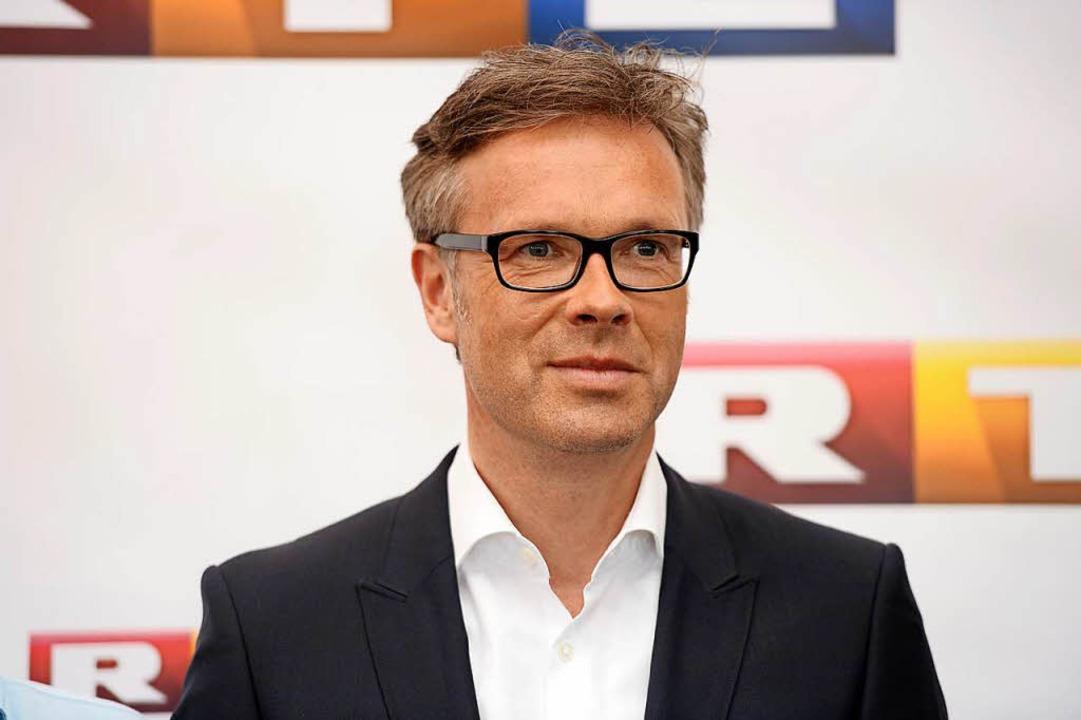RTL-Programm-Geschäftsführer Frank Hoffmann freut sich über den Deal.  | Foto: dpa