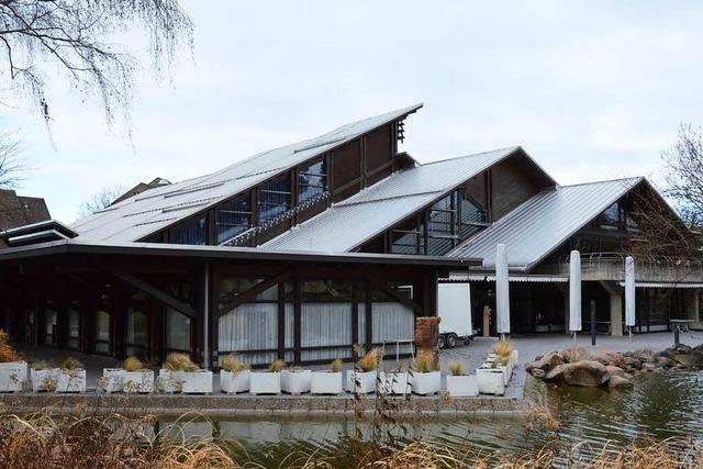 Das Park-Restaurant im Müllheimer Bürgerhaus schließt
