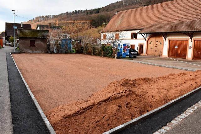 Bouleplatz ist fast fertig – Stadtbauamt weiß von nichts