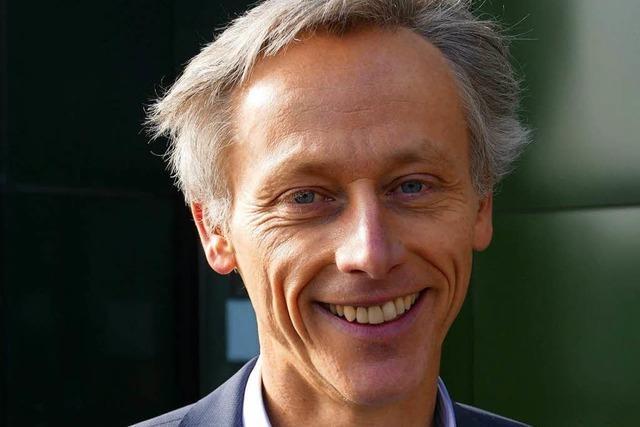 Bürgermeister Michael Wilke verlässt Lörrach