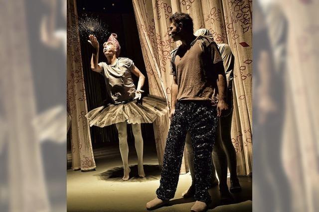 Peter Pan, das Märchen vom Jungen der nicht älter werden wollte, in Offenburg
