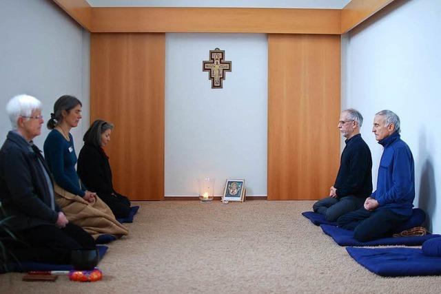 Meditieren für eine bessere Welt – ein Selbstversuch