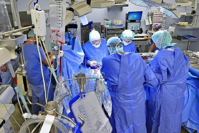 Land investiert 400 Millionen Euro in Unikliniken-Sanierungen