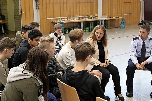 Politik aus dem Blickwinkel der Jugend