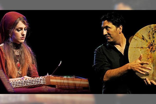Murat Coskun stellt neue CD im E-Werk vor