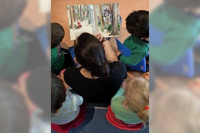 Kindergärten: länger und mehr
