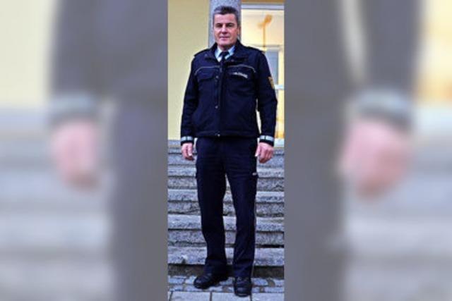 Neue Spitze bei der Wehrer Polizei