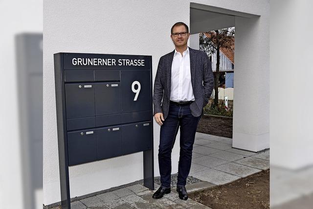 Notar David Janßen aus Staufen erklärt, was sich für Bürger mit der Notariatsreform ab Januar ändert