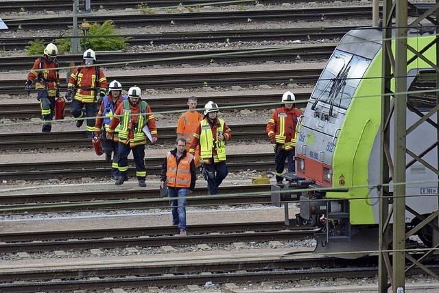 Stadt erneuert Forderungen an die Bahn