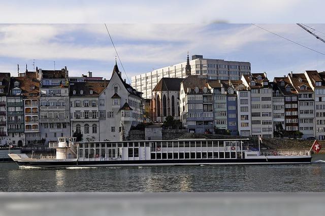 Ungebrochene Zuwanderung nach Basel