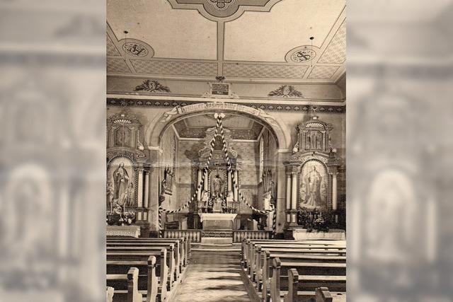 225 Jahre Obersimonswälder Kirche