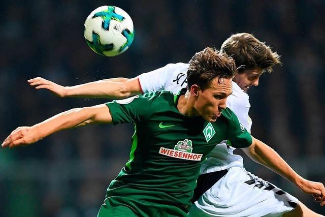 SC Freiburg verliert unglücklich mit 2:3 gegen Werder Bremen