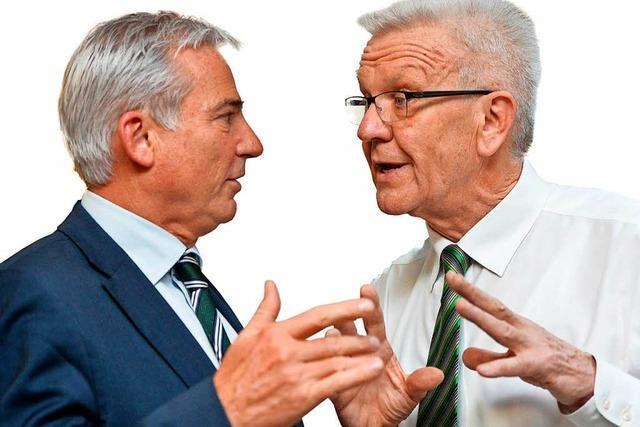 Hinter den Kulissen häufen sich in Stuttgart die Unstimmigkeiten