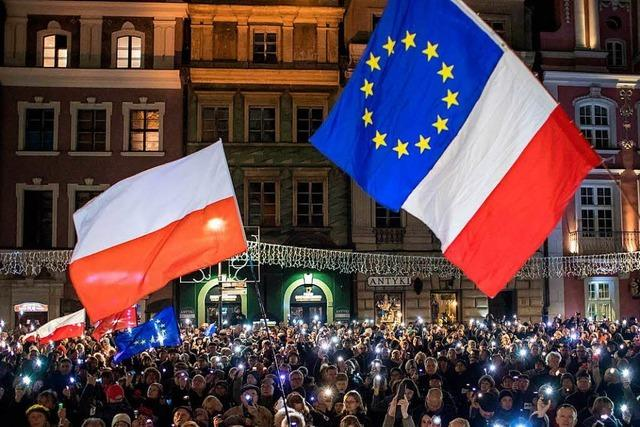 EU-Sanktionsverfahren: Rechtsstaatlichen Standards müssen erfüllt sein