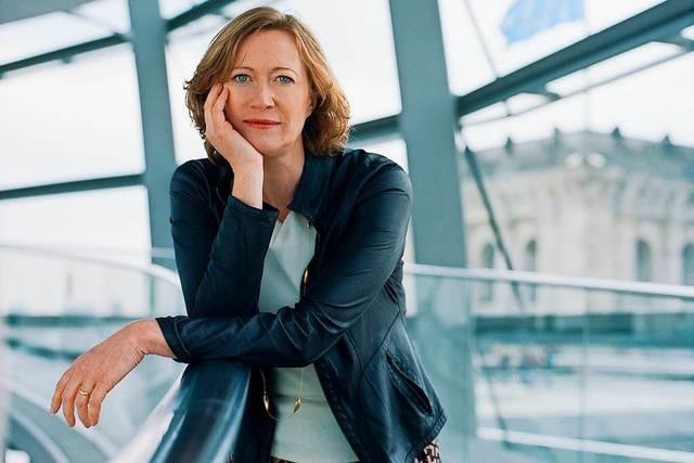 Kerstin Andreae verlässt Spitze der Grünen-Fraktion