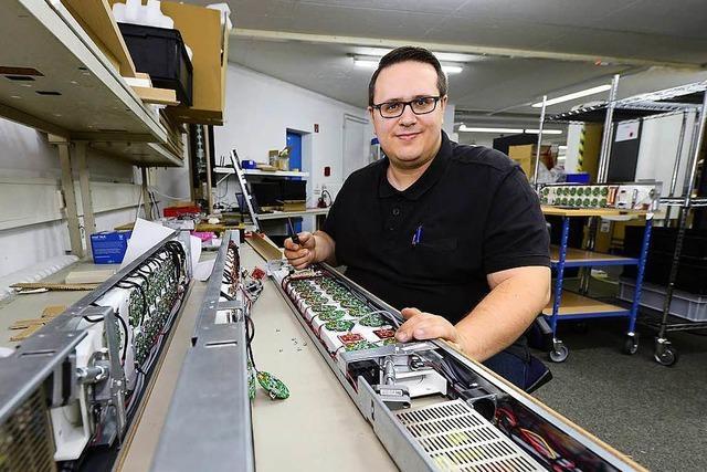 Kevin Schoner ist Deutschlands bester Nachwuchs-IT-System-Elektroniker