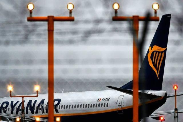 Deutsche Ryanair-Piloten gehen ab Freitag in den Streik