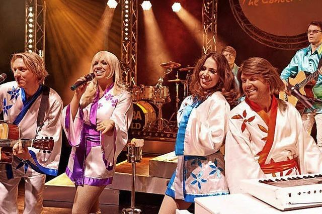 Tribute Band im Gloria-Theater in Bad Säckingen