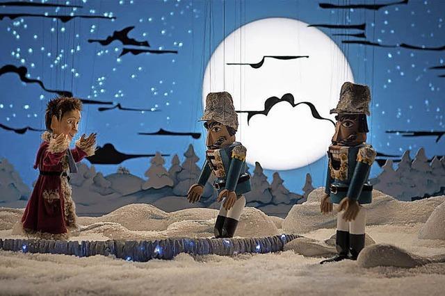 Weihnachtliches Puppenspiel im Cinemaxx